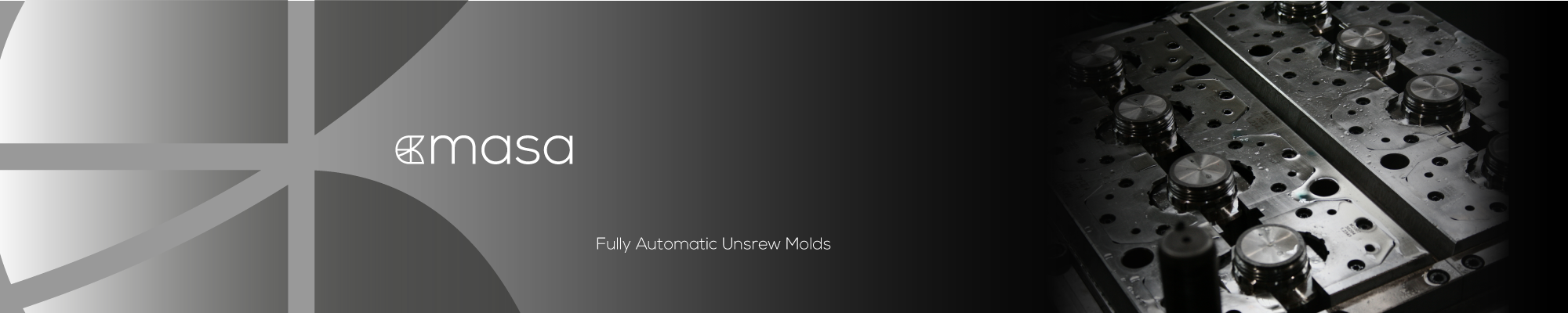 3-UNSCREW MOLD